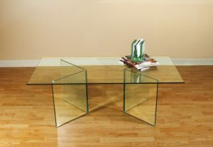 glass tables and table tops