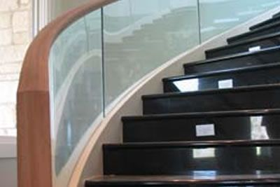 Glass Bending - we specialise in glass bends